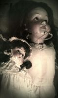 Antique Dolls. by Searwen