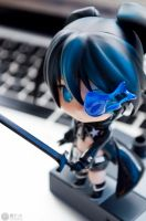 Black Rock Shooter by KuroDot