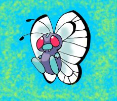 Butterfree spores by residenteccentric