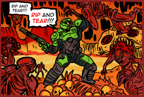 Doom 4 by theEyZmaster