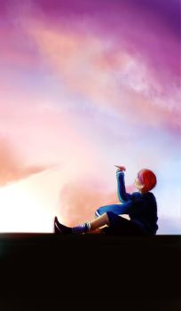 Spring Day BTS Jhope by Mochallow