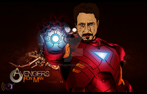 Iron Man1 by Mr0AR