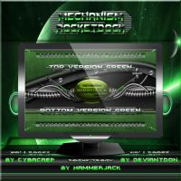 Mechanism Green Rocketdock by mTnHJ