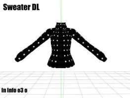 MMD Sweater DL by 00psy