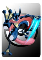Greninja by Serpentkingsaul2