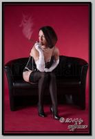 smoking Lady by Paar6670