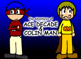 AADCM Title Screen by AceDecade