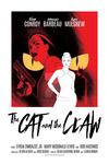 The Cat and the Claw Poster (BTAS) by edwardbatkins
