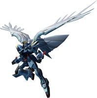Wing Gundam Zero Custom by blacksun128