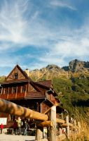 Morskie Oko mountain hostel by thebodzio