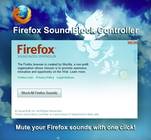 Firefox Sound Blocker by VasanRajeswaran