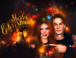 Teen Wolf  AU | Christmas edition by bxromance