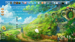 Hobbiton Central - Desktop by blissis33
