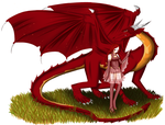 :CE: Crimson by april4luck