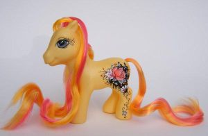OOAK Custom My Little Pop Pony by customlpvalley