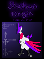 Shadow's Origin Cover by PancakeShiners