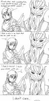 Behind Miraak's Mask by NekoNeko1331