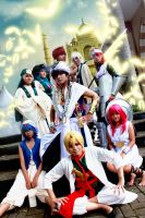 Magi the labyrinth of magic : Sindria kingdom by faisaluzumaki