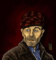 Ed Gein - Color by The-Real-NComics