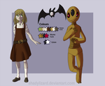 DGM FC: Theresa Seidel - Reference Sheet by Amadere