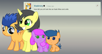 Ask Pauly And Her Siblings [#15] by PaulySentry