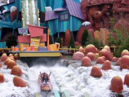 Ripsaw Falls by FlyerMiles