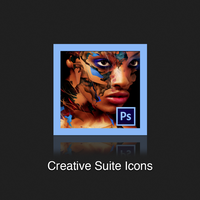 Creative Suite Icons by mrwhite84