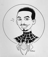 Miles Morales Cosplay at Hartford Comic Con by BillWalko
