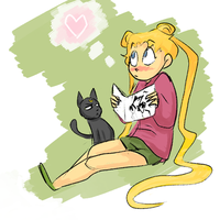 usagi by Socks-and-Notebooks