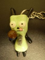 Gir Keychain by DigiPad