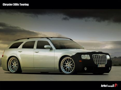 Chrysler 300C Project 24 by arna1
