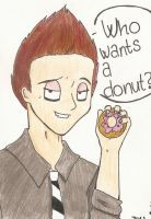 Who wants a donut? :D by Nimpod