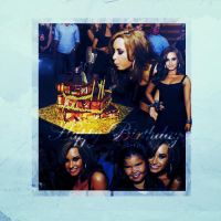 happy bday demetria. by closinginside