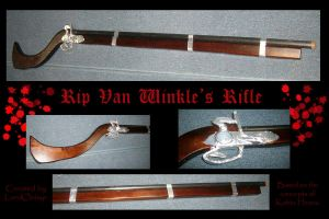 Rip Van Winkle's Rifle by LordOnisyr