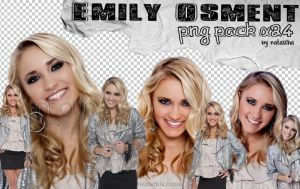 Emily Osment pack png's DESCR by nataschamyeditions
