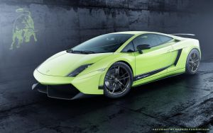 Gallardo LP 570-4 Superleggera by MUCK-ONE