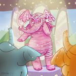 Elephante - Candy by NagaPls