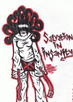 Salvation In Insanity by night-burner
