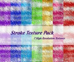 Stroke Texture Pack by powerpuffjazz