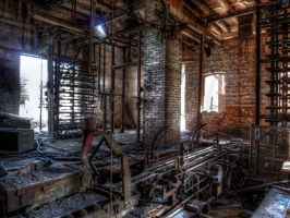 Brickworks No5 HDR by Risen-From-The-Ruins