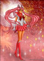 Sailor Chibi Moon by NightSMars