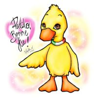 - Happy Bday Patito - by vervex
