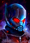 Ant-Man by junkome