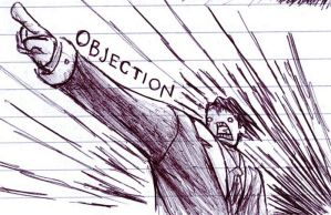 OBJECTION by bozoloko