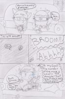 Watching a horror movie_A bad idea XD by RegularBluejay-girl