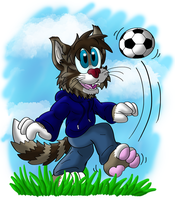 Go for the goal by Hukley