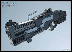Machine Gun by PredatoryApe