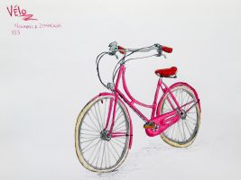 The Vintage Bike by ailaahdo