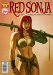Red Sonja begins... by DazWatford