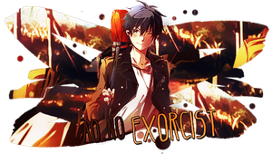 Ao No Exorcist by ACitric